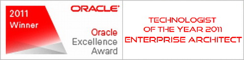 Enterprise Architect of the Year 2011-Logo